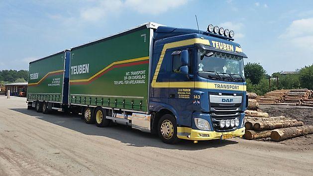 Interieurdelen DAF bekleed! - Truckinterieur De Regt |  Vrachtwagenbekleding voor Scania, Volvo en DAF | Stadskanaal