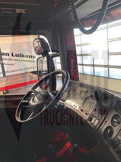 Raamstijlen Scania 4-serie - Truckinterieur De Regt |  Vrachtwagenbekleding voor Scania, Volvo en DAF | Ter Apel
