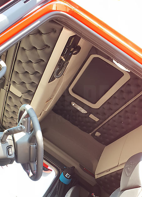 Interieur inbouw - Truckinterieur De Regt |  Vrachtwagenbekleding voor Scania, Volvo en DAF | Ter Apel