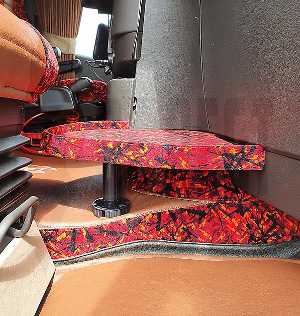 Volvo FH4 senseo/koffietafel - Truckinterieur De Regt