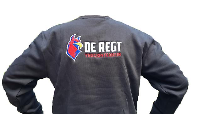 Trui Truckinterieur de Regt - Truckinterieur De Regt