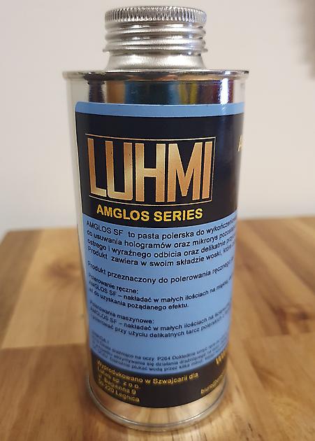 Amglos Super Finish, 025kg - Truckinterieur De Regt