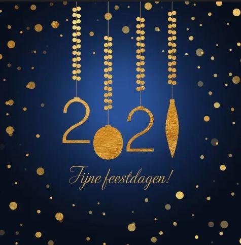 Gesloten van 21 december 2020 - 4 januari 2021, fijne feestdagen! - Truckinterieur De Regt