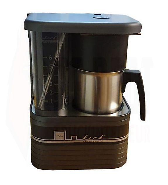 KIRK koffiezetapparaat - Truckinterieur De Regt