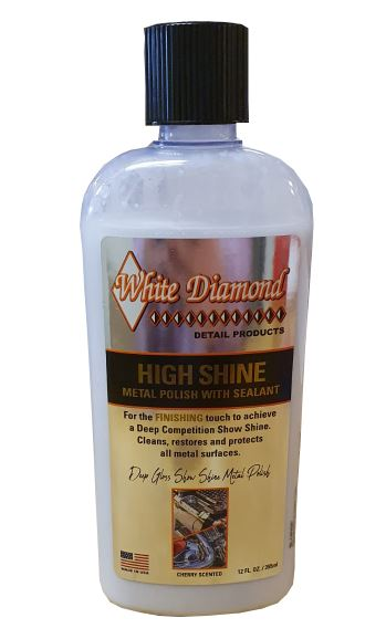 White Diamond High Shine - Truckinterieur De Regt