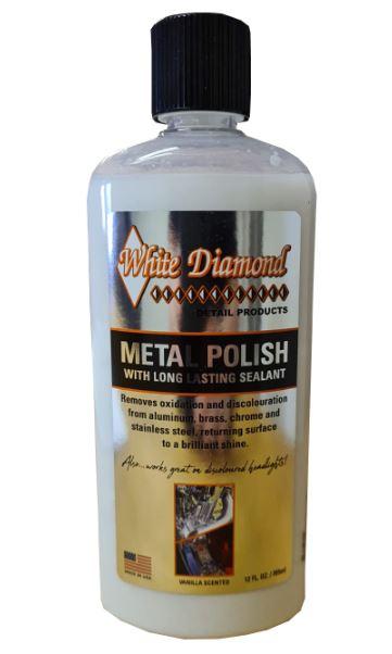 White Diamond Metal Polish - Truckinterieur De Regt