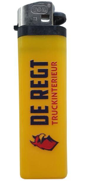 de Regt aansteker - Truckinterieur De Regt
