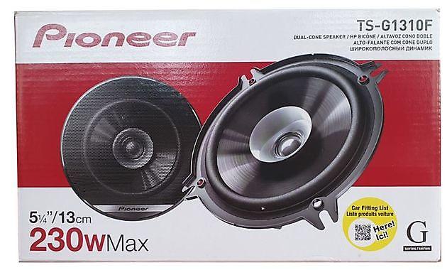 Speaker set Pioneer - Truckinterieur De Regt
