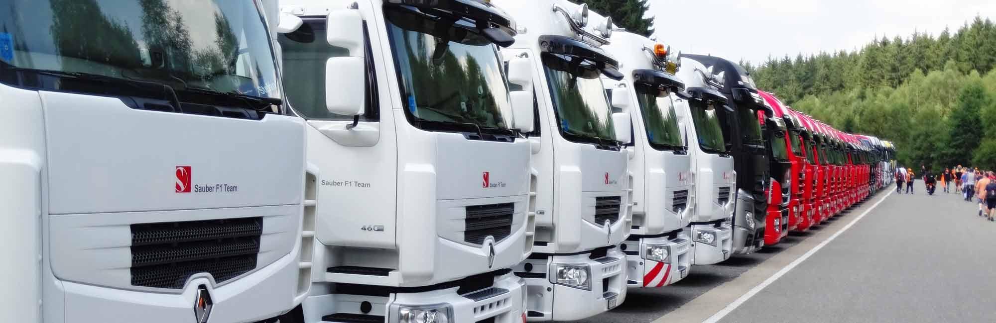 Scania, DAF en Volvo - Truckinterieur De Regt