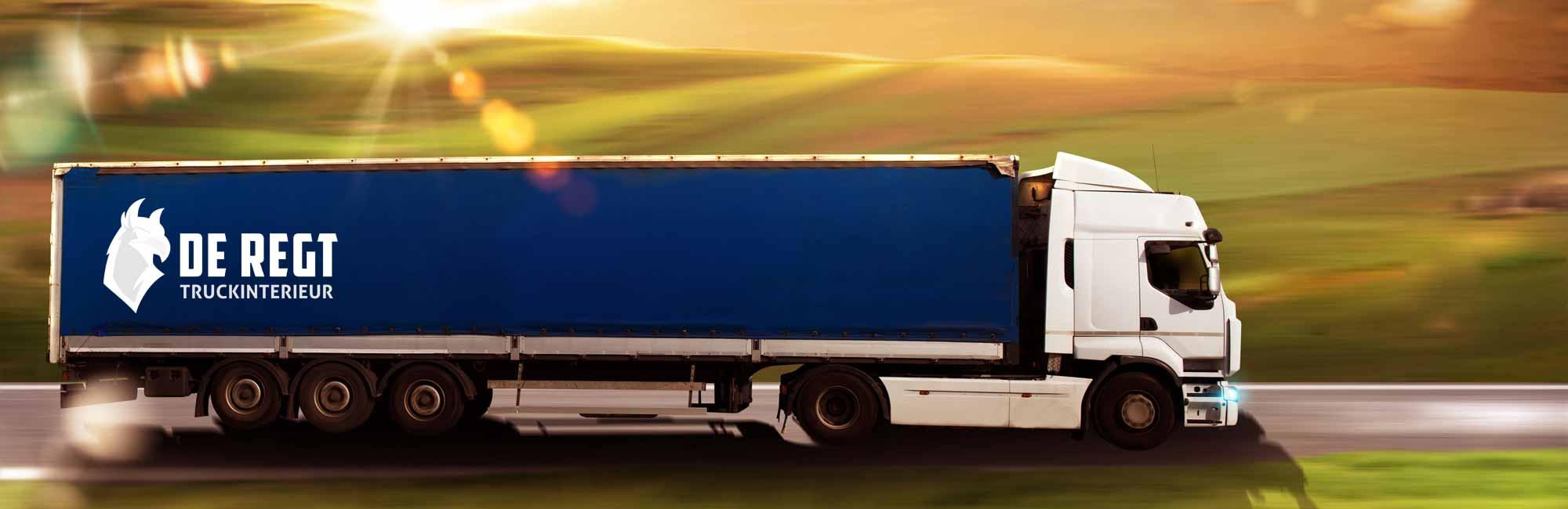 - Truckinterieur De Regt | Vrachtwagenbekleding