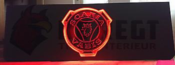 Bedplaat Scania Truckinterieur De Regt Ter Apel
