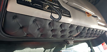 Onze eerste inbouw klus! Truckinterieur De Regt |  Vrachtwagenbekleding voor Scania, Volvo en DAF | Ter Apel