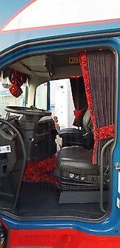 Vrachtwagen interieur Truckinterieur De Regt |  Vrachtwagenbekleding voor Scania, Volvo en DAF | Stadskanaal
