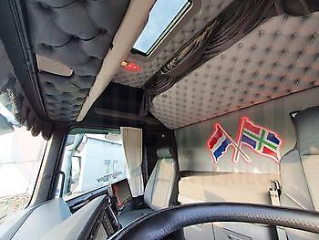 Vrachtwageninterieur Truckinterieur De Regt |  Vrachtwagenbekleding voor Scania, Volvo en DAF | Stadskanaal